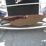 Model T Front Close Up