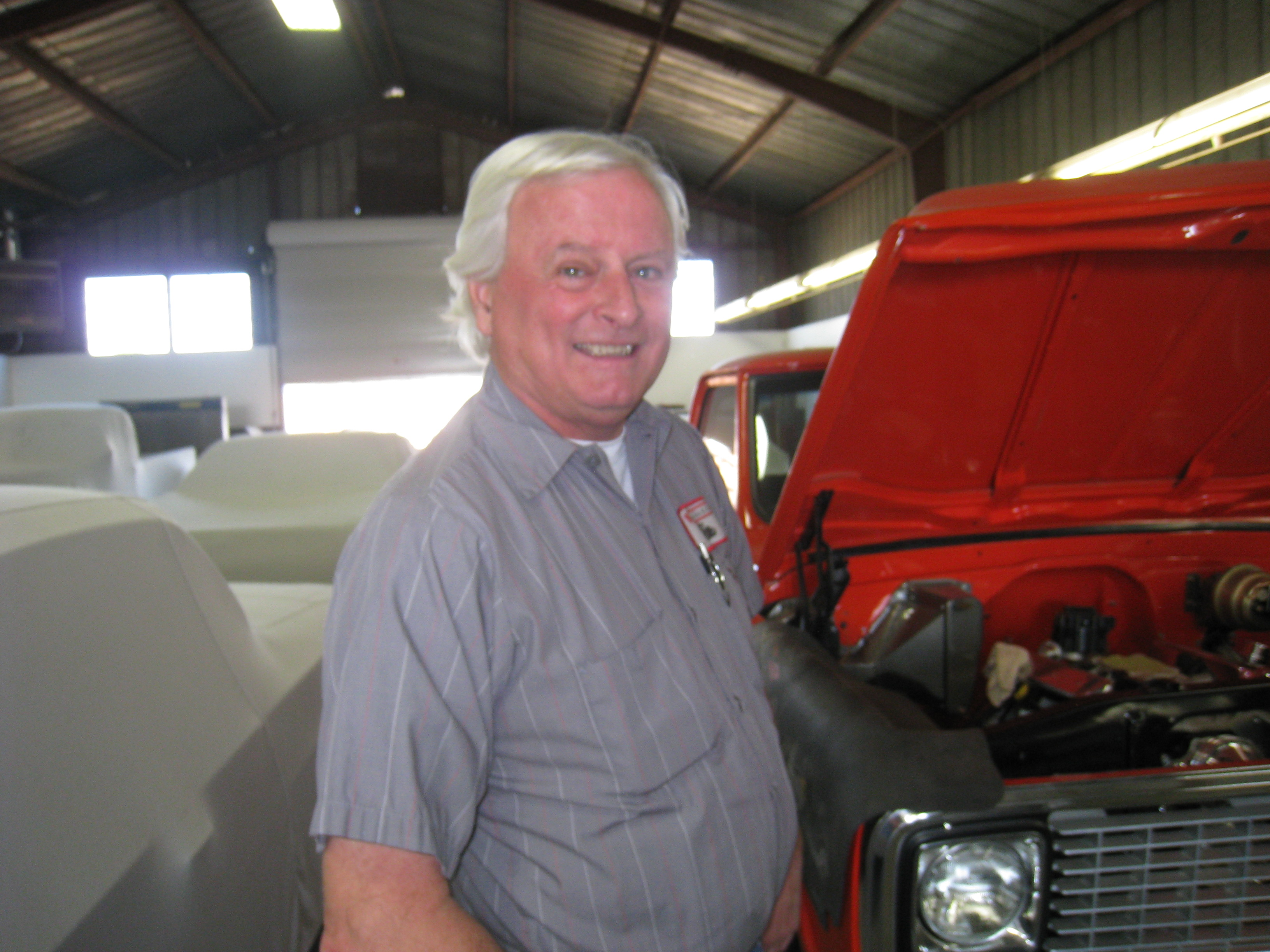 Rick Silva - Owner of American Rod and Auto