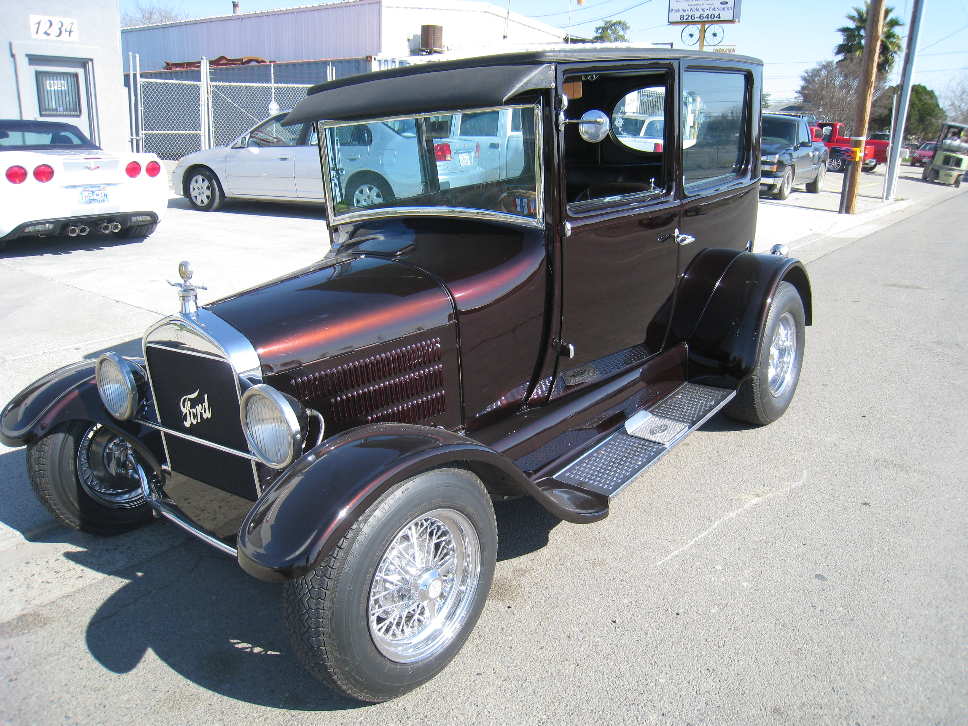 1926 Model T For Sale